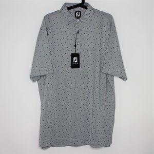 FootJoy Golf Stretch Pique Polo Shirt NWT Q279